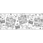 Штамп непрерывный круговой Подарки Continuous Stamping Wheel™ Fiskars 5703F