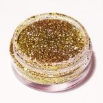 Блестки-глиттер арт.82-Р0204 Золото-3