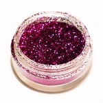 Блестки-глиттер арт.82-Р0222 Вишнёво-розовый