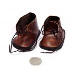 Ботиночки для куклы арт.КЛ.21578 70мм цв.коричневые