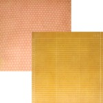 Бумага для скрапбукинга арт. SCB.1921 30*30см SIMPLE BASICS PINKLEDGER