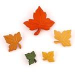 Декоративные элементы JESSE JAMES арт.0323 Осенние листья