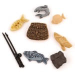 Декоративные элементы JESSE JAMES арт.0417 Рыбалка