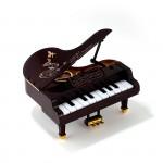 Фигурка Рояль с музыкальным механизмом арт.50010 18,4х16,2х16,8 см