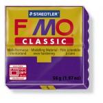 FIMO Classic Lilac полимерная глина, запекаемая в печке, уп. 56 гр. цвет: лиловый 8000-6