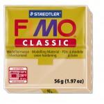 FIMO Classic Skin Dark полимерная глина, запекаемая в печке, уп. 56 гр. цвет: тёмно-телесный 8000-45