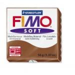FIMO Soft Caramel полимерная глина, запекаемая в печке, уп. 56 гр. цвет: карамель арт. 8020-7