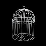 Клетка Y-1924 арт.КЛ21543 19*24см металл