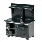Кухонная плита арт.AM0102022 цв.черный