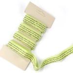 Ленточка декоративная LL-002 для творчества арт.КЛ.20382 шир. 1,0см упак. 3м цв.зеленый