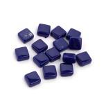 Мозаика стеклянно-керамическая арт.SS05 Насыщенно-синий, 1х1см 100г