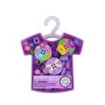 Набор с бусинами BEAD BAZAAR Колье Фиолетовая кофточка арт.462
