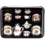 Набор чайный арт.AM0100003 фарфор уп.15 шт розы
