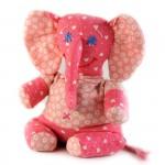Набор для изготовления текстильной игрушки арт.П-115 Слононек Фантик 19 см