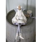 Набор для шитья арт.TI-480522 АНГЕЛ НА КОНЬКАХ 68 см