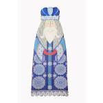Набор для шитья и вышивания чехол на бутылку арт.МП-16х37- 8219 Февраль