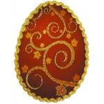 Набор для шитья и вышивания подставка для чашки арт.МП-13*16- 8213 Осенний узор