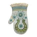 Набор для шитья и вышивания варежка арт.МП-18х25- 8207