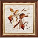 Набор для вышивания Алисена арт.1004 Золотая осень 27*25 см