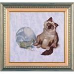 Набор для вышивания Алисена арт.1008 Суши бар закрыт 28*23 см