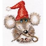 Набор для вышивания арт.Алиса - 0-103 Очаровашка 12х14см