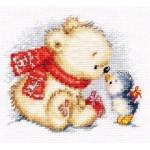 Набор для вышивания арт.Алиса - 0-121 Самое дорогое для тебя