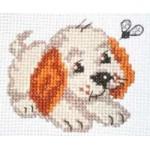 Набор для вышивания арт.Алиса - 018 М Бимка 7х7 см