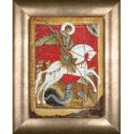 Набор для вышивания арт.Gouverneur-498 А Георгий победоносец