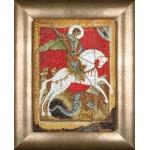 Набор для вышивания арт.Gouverneur-498 L Георгий победоносец