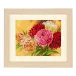 Набор для вышивания арт.LANARTE-144534 Розы 36х28 см
