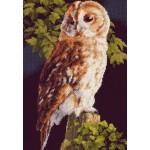 Набор для вышивания арт.LANARTE-146814А Сова