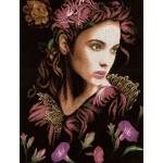 Набор для вышивания арт.LANARTE-147004А В размышлениях 36х46