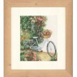 Набор для вышивания арт.LANARTE-147006Мой велосипед