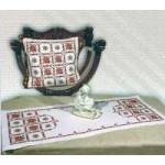 Набор для вышивания арт.Овен - 048 Б Уют и очарование 35x35 см, 95x35 см