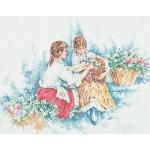 Набор для вышивания арт.РТ-LR33871LR 49х39 см