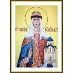 Набор для вышивания арт.ВЫШ -И-06 Св.Ольга 25x34 см