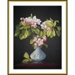 Набор для вышивания арт.ВЫШ -К-12 Яблоневый Цвет 28x30 см