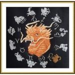 Набор для вышивания арт.ВЫШ -ВГ-03 Год дракона 27x27 см