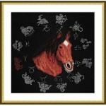Набор для вышивания арт.ВЫШ -ВГ-09 Год лошади