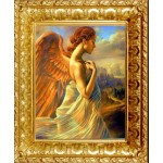 Набор для вышивания бисером Империя бисера арт.ИБ-046 Ангел