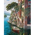 Набор для вышивания бисером Империя бисера арт.ИБ-082 Причал в Венеции