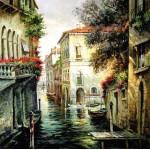 Набор для вышивания бисером Империя бисера арт.ИБ-084 Венеция