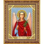 Набор для вышивания бисером Паутинка арт.Б1015 Ангел Хранитель 28х22 см