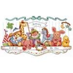 Набор для вышивания DIMENSIONS арт.DMS- 03729 (41х23 см)