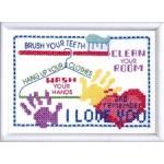 Набор для вышивания DIMENSIONS арт.DMS- 06647 (13х18 см)