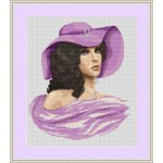 Набор для вышивания Орнамент арт. ЛД-001 В ожидании 30х35