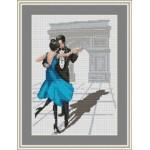Набор для вышивания Орнамент арт. ЛД-012 Италия 22х29