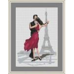 Набор для вышивания Орнамент арт. ЛД-015 Франция 21х29