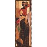 Набор для вышивания Палитра арт.10.001 Грация 12*36 см