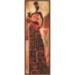 Набор для вышивания Палитра арт.10.002 Девушка с кувшином 12*36 см